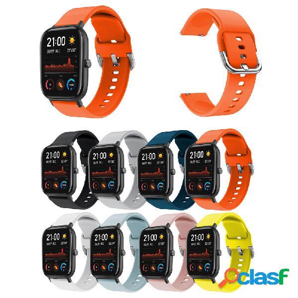 Bakeey Colorful 20MM Silicona Reloj Banda para Amazfit GTS