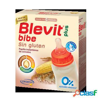 Blevit Plus Bibe cereales sin gluten (Formula especial para