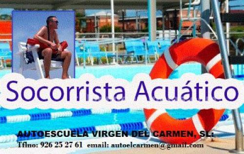 CURSO SOCORRISTA ACUÁTICO RFESS