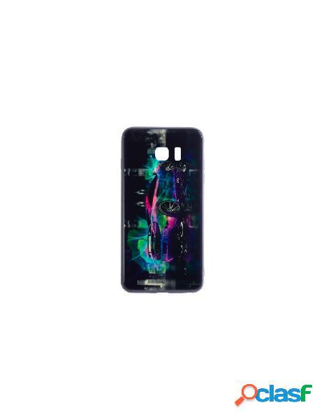 Carcasa Brillo Oscuridad Coche Samsung Galaxy S7 Edge