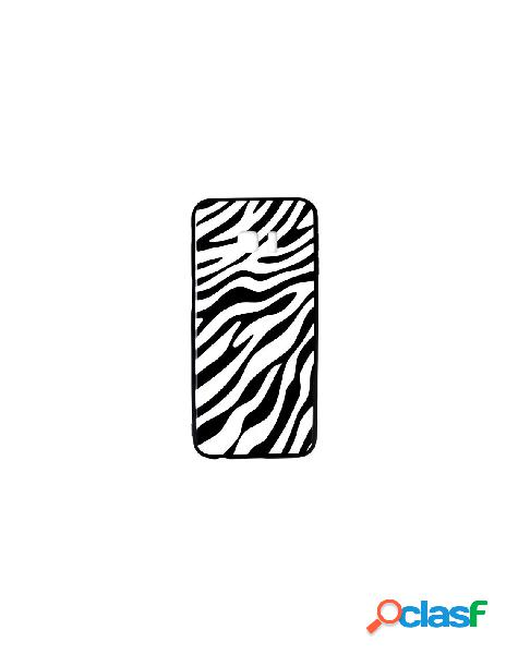 Carcasa Cristal Animal Print Cebra Samsung Galaxy S7 Edge