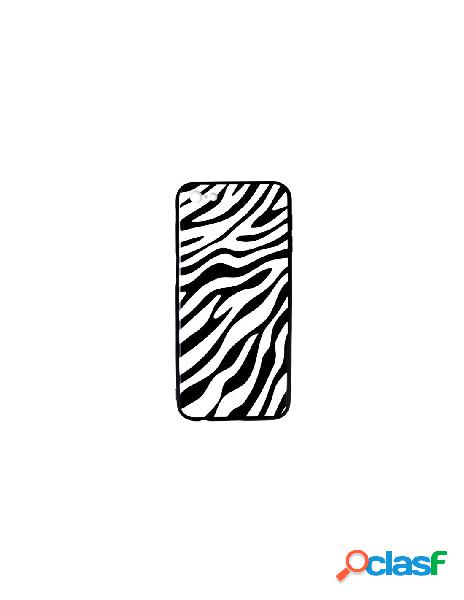 Carcasa Cristal Animal Print Cebra iPhone 6S Plus