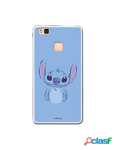 Carcasa Oficial Lilo y Stitch Azul Huawei P9 Lite