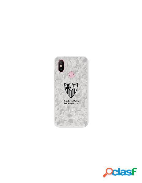 Carcasa Oficial Sevilla FC orgullo para Xiaomi Mi 6X