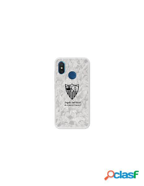 Carcasa Oficial Sevilla FC orgullo para Xiaomi Mi 8