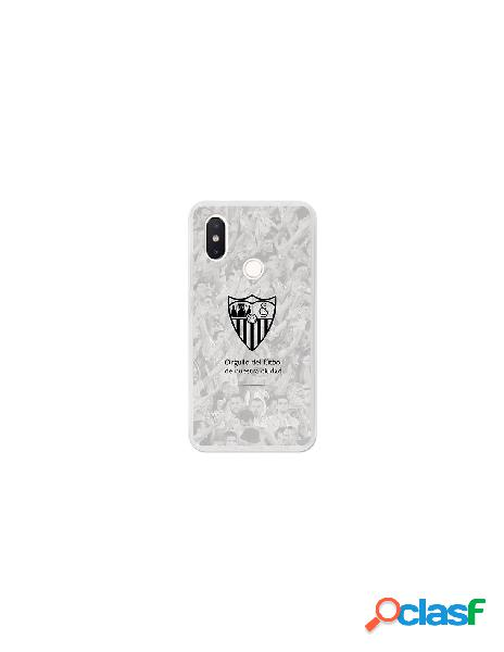 Carcasa Oficial Sevilla FC orgullo para Xiaomi Mi 8 SE