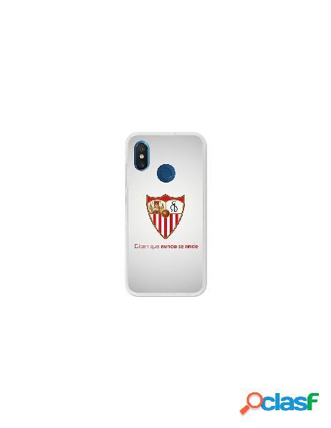Carcasa Oficial Sevilla FC retro para Xiaomi Mi 8
