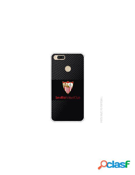 Carcasa Oficial Sevilla Trama Gris SS18-19 para Xiaomi Mi A1