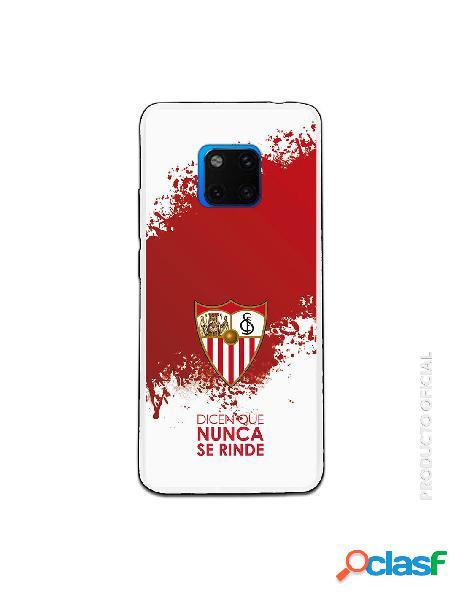 Carcasa Oficial Sevilla nunca se rinde mancha roja SS18-19