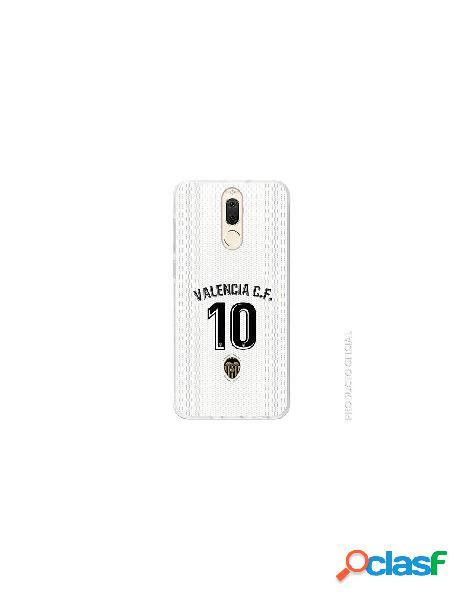 Carcasa Oficial Valencia 10 1ª Eq SS18-19 Huawei Mate 10