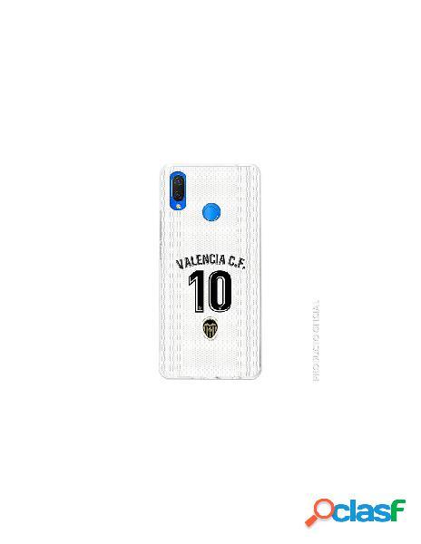 Carcasa Oficial Valencia 10 1ª Eq SS18-19 Huawei P Smart
