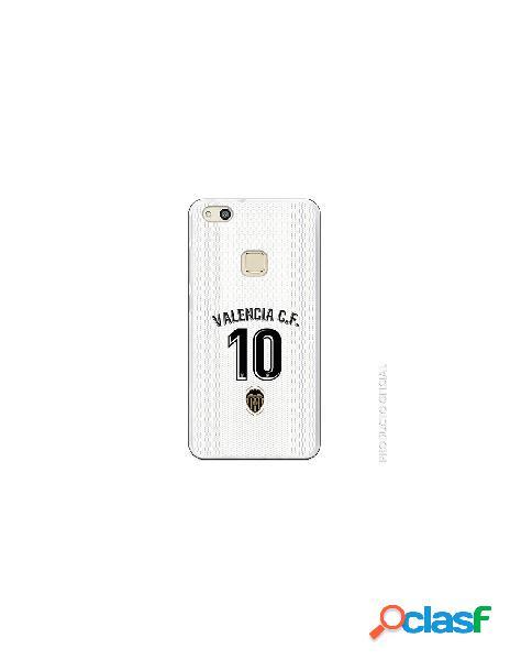 Carcasa Oficial Valencia 10 1ª Eq SS18-19 Huawei P10 Lite