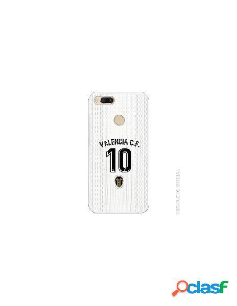 Carcasa Oficial Valencia 10 1ª Eq SS18-19 Xiaomi Mi A1