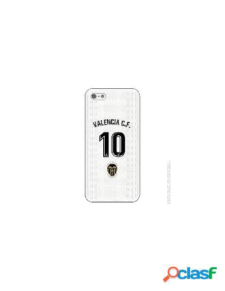 Carcasa Oficial Valencia 10 1ª Eq SS18-19 iPhone SE