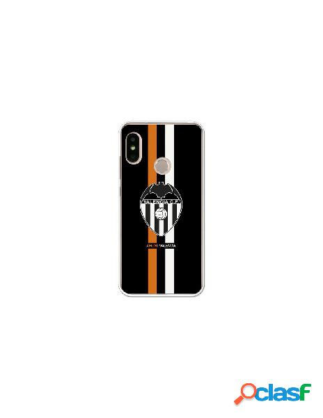 Carcasa Oficial Valencia CF Amunt Xiaomi Mi A2 Lite