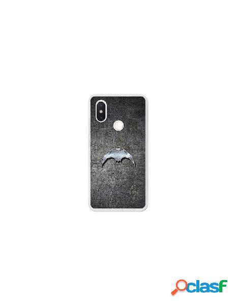 Carcasa Oficial Valencia CF Cromado Xiaomi Mi 8 SE