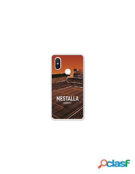 Carcasa Oficial Valencia CF Mestalla Xiaomi Mi 8 SE