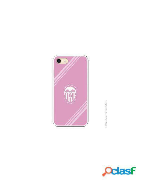 Carcasa Oficial Valencia Escudo blanco SS18-19 iPhone 8