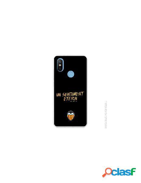 Carcasa Oficial Valencia Un sentiment SS18-19 Xiaomi Mi 6X