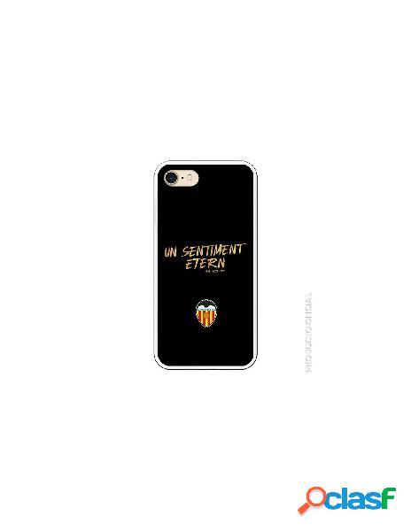 Carcasa Oficial Valencia Un sentiment SS18-19 iPhone 8