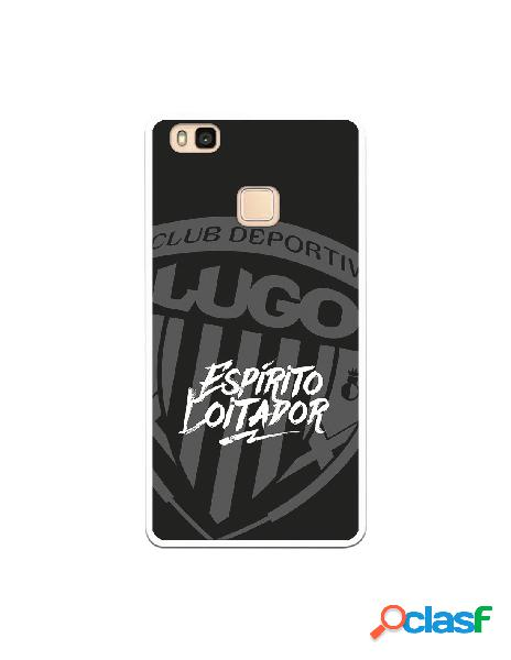 Carcasa para Huawei P9 Lite del Lugo Lugo Negro Espirito