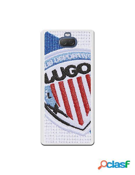 Carcasa para Sony Xperia 10 del Lugo Bordado - Licencia