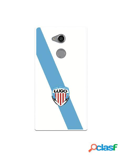 Carcasa para Sony Xperia XA2 Ultra del Lugo Bandera Galicia