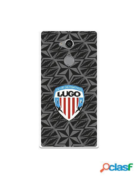 Carcasa para Sony Xperia XA2 Ultra del Lugo Escudo y Fondo