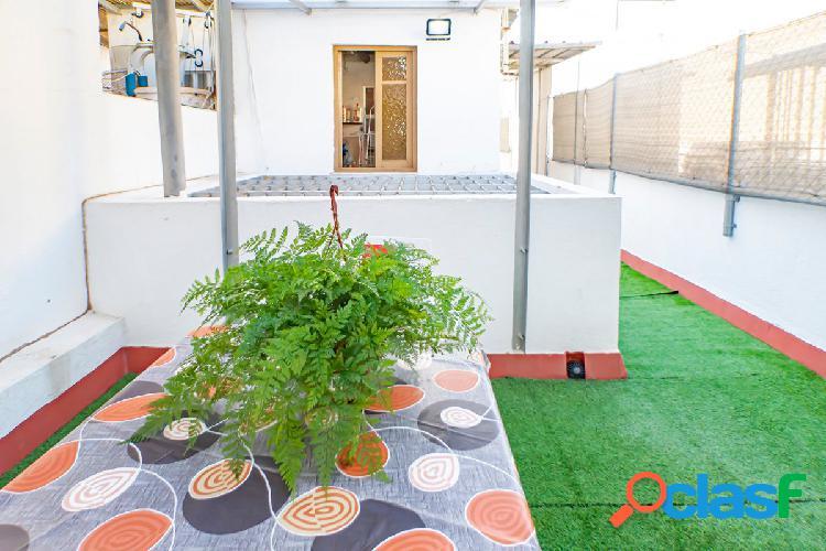 Casa en Almería zona centro 3 dorm y 2 baños