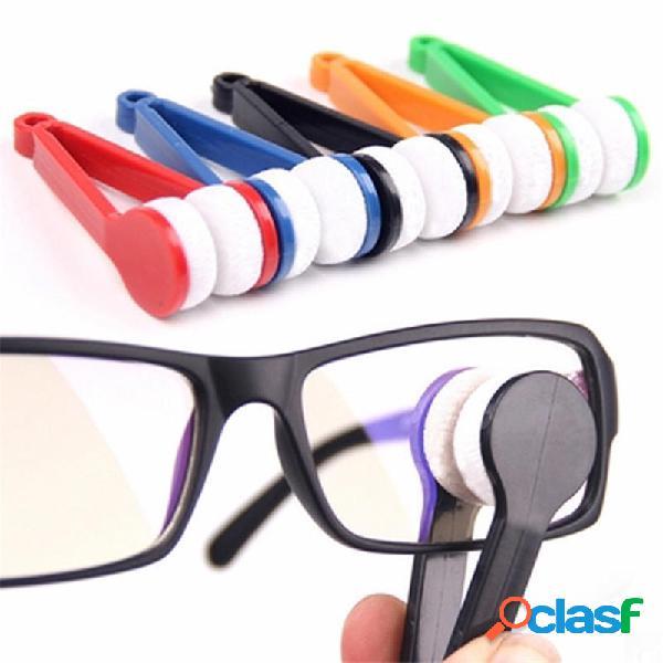 Cepillo de Limpiar de Anteojos Gafas de Sol Mini de