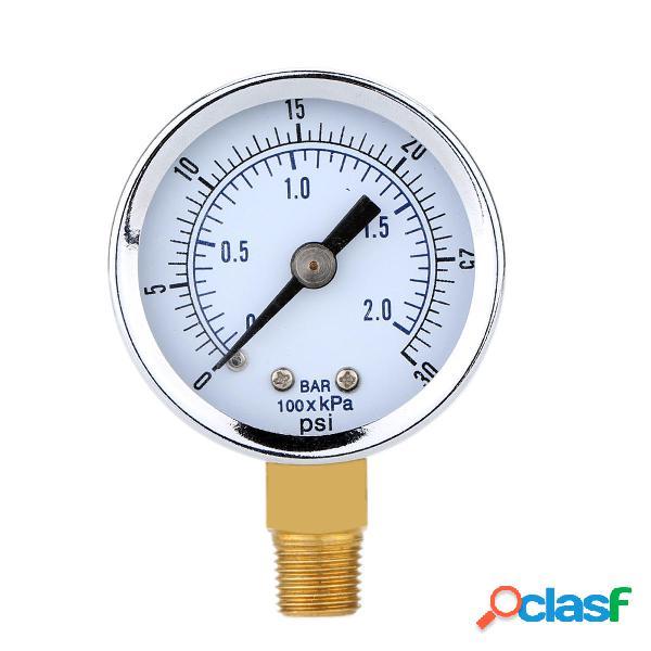 Compresor de aire TS-Y50I 0-30 PSI 2 Inch Montaje lateral de