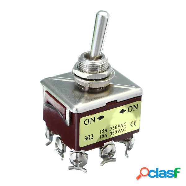 Conmutador de voltaje Tipo A Interruptor para grado 9 polos