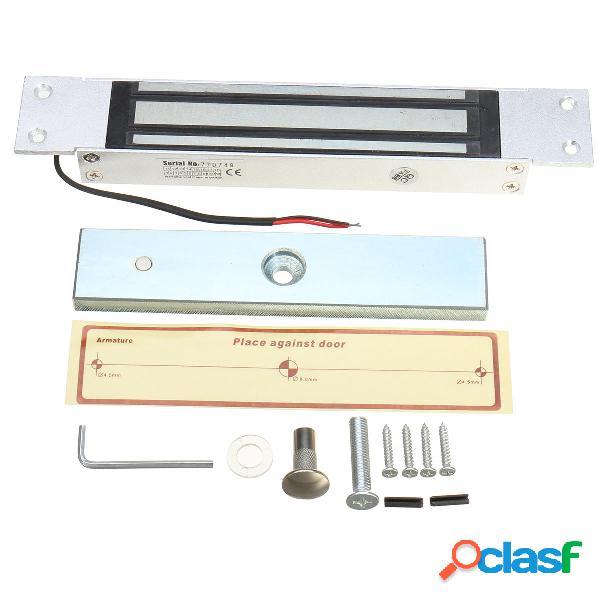 Control de acceso electromágnetico eléctrico de la puerta