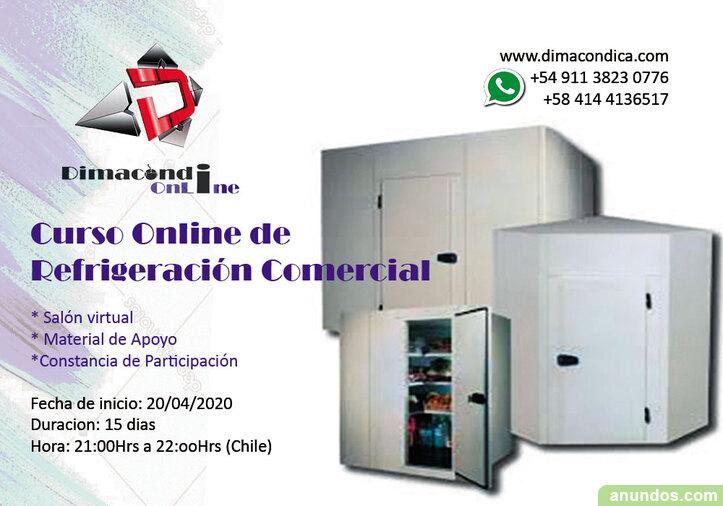 Curso de refrigeracion comercial - Capolat
