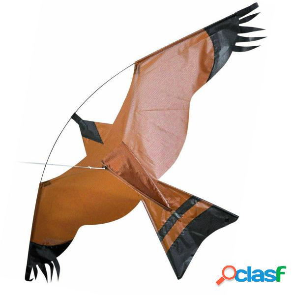 Emulación Flying Hawk Kite Bird Scarer para jardín