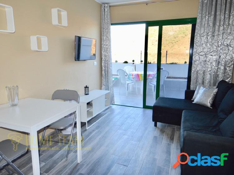Encantador apartamento con gran terraza en venta en Puerto