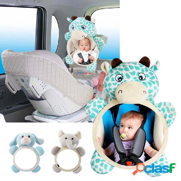 Espejo retrovisor del asiento de seguridad del bebé Espejo