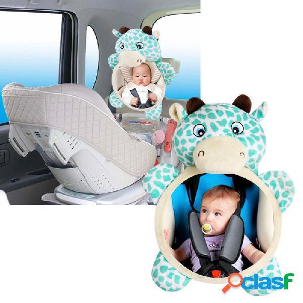 Espejo retrovisor del asiento trasero de seguridad del bebé