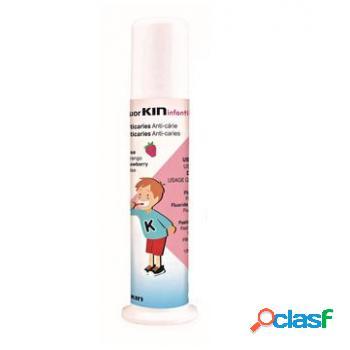 Fluor Kin pasta Dentífrica Infantil con Dosificador 100ml