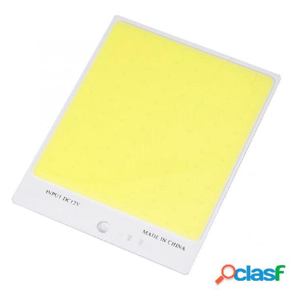 Fuente de luz blanca de chip de alta potencia 18W COB LED