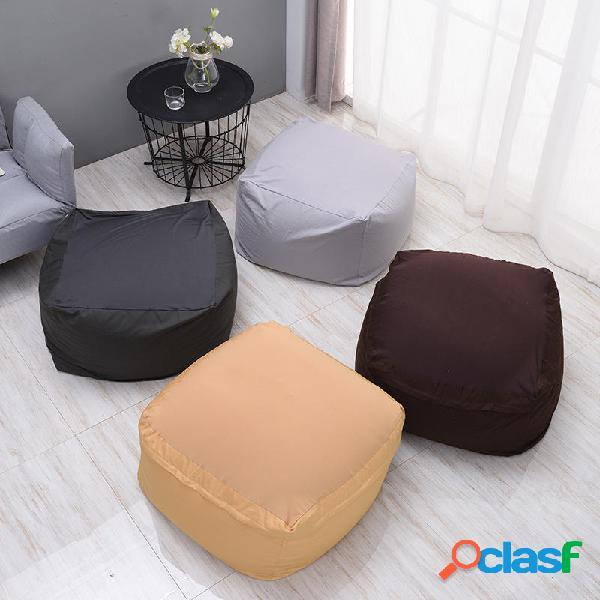 Funda de sofá individual Colorful Bean Bolsa para sofá