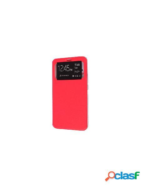 Funda libro Rojo Xiaomi Mi Max 3