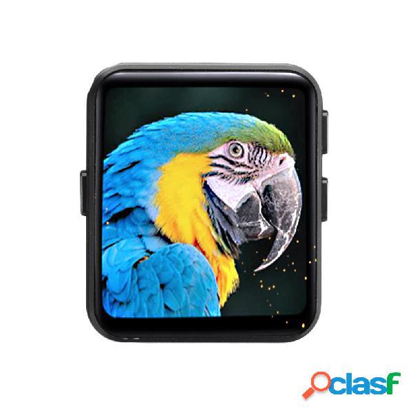 GERUIDA K1 32GB bluetooth 5.0 MP3 2.5D IPS HD Reproductor de
