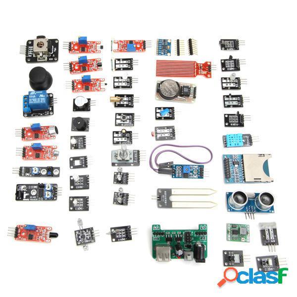 Geekcreit® 45 In 1 Kit de Tablero de Módulo del Sensor
