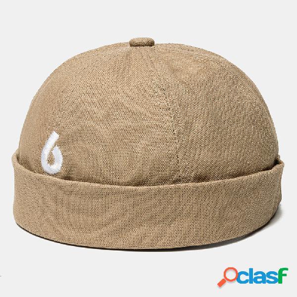 Gorra del propietario Dome Gorra Gorra de marinero Street
