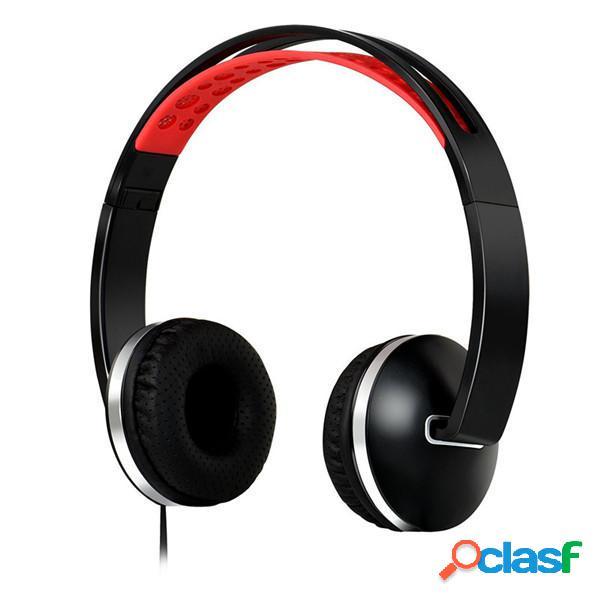 Gorsun GS-785 auricular de auriculares de música plegable