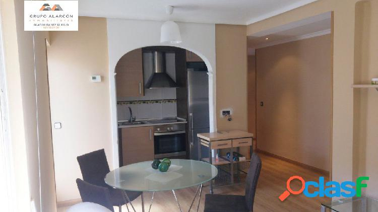 Grupo alarcon vende estupendo piso zona santa teresa