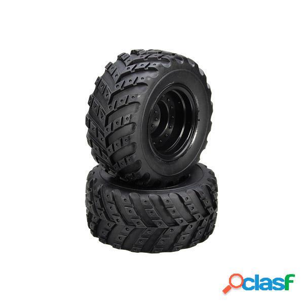 HBX 1/12 12621 ruedas completas para el carro 12813 piezas