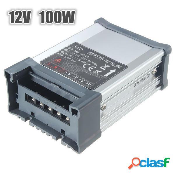 IP65 ac 100v-264v de conmutación adaptador eléctrico para