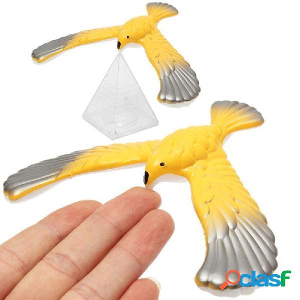 Juguete escritorio ciencia equilibrio pájaro mágico